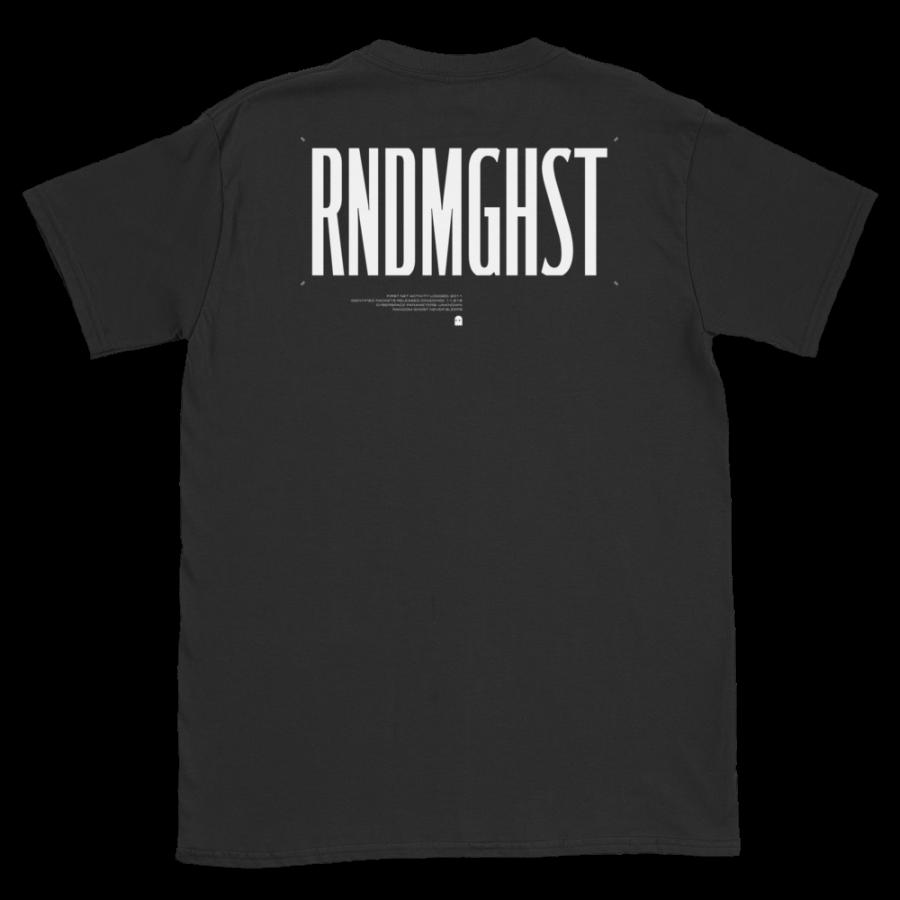 I.D. T-shirt back