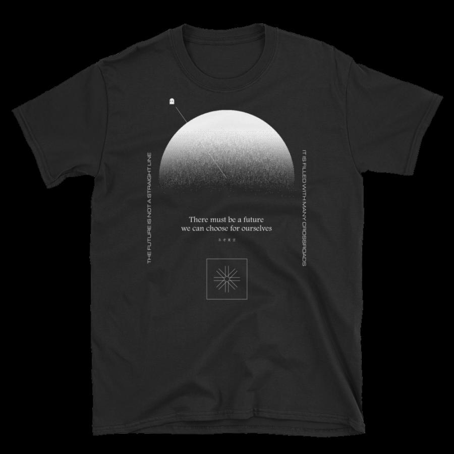 Divergent Futures T-Shirt front