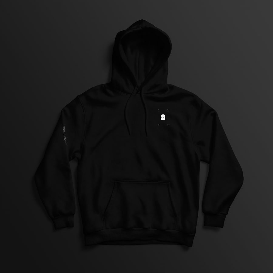 ID hoodie front