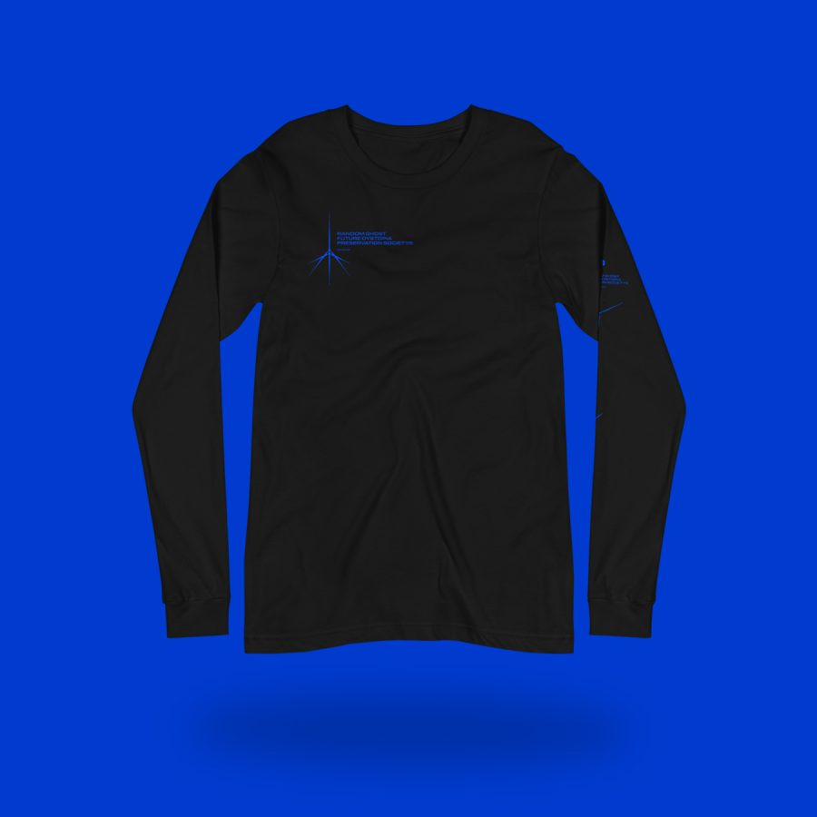 Future Dystopia Long Sleeve T-Shirt – LIMITED EDITION